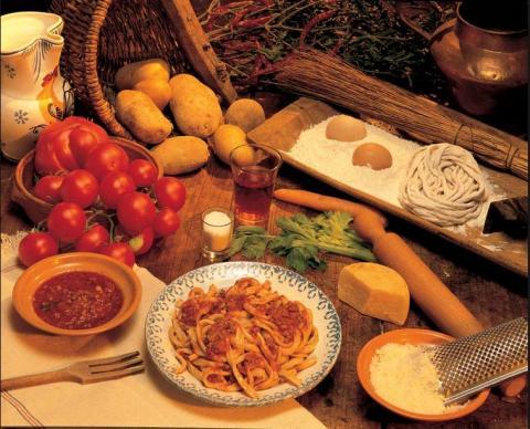 Кулинарные традиции региона Абруццо