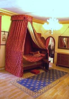 Кровать в стиле Наполеона