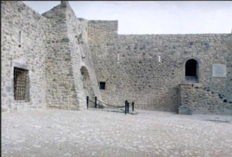 Северный вход