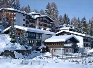 Известная действующая гостиница в Валь ди Соле, Больцано