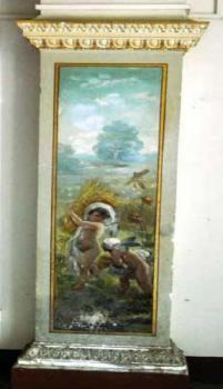 Оригинальная фреска