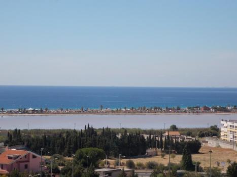 Панорама на Средиземное море