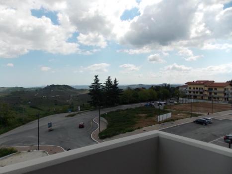 Панорамный вид с террасы