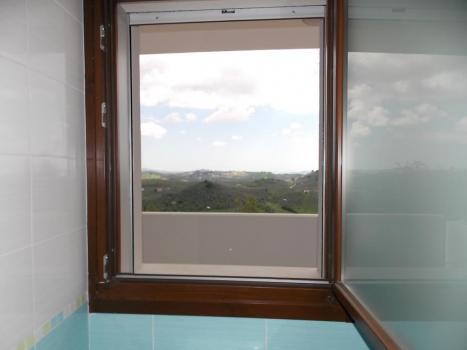 Панорамный вид из окна