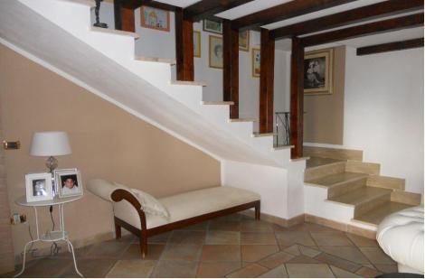 Лестноца на второй этаж