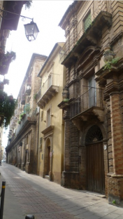 Квартира в старинном городке