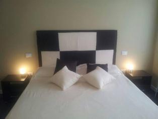 Спальня Домино в великолепном B&B в самом сердце Пескары