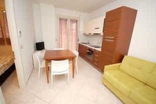 Сдается 2х комнатная квартира с видом на море в Альба Адриатика