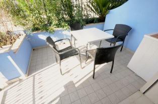 Сдается 2 х комнатаня квартира на собственной территорией для отдыха в Альба Адриатика!!