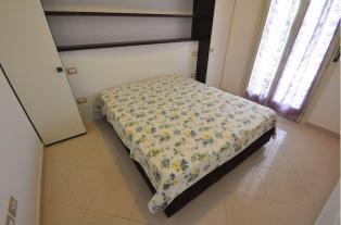 Сдается 3х комнатная квартира с собственной территорией в 50 м от пляжа в Альба Адриатика!