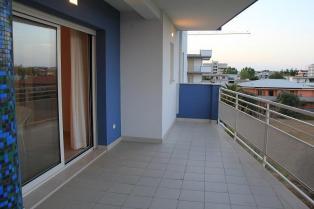 Ampio appartamento a 300 metri dal mare! 6 posti letto.
