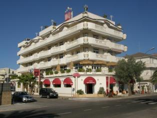 4S-звездочная гостиница на берегу Адриатического моря