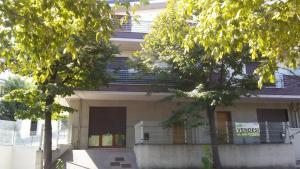 Vista esterna appartamento.