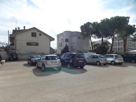 Парковка на территории кондоминиума