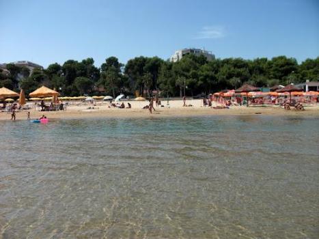 Пляж Монтесильвано