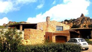 Villa Costa Paradiso, Sardinia